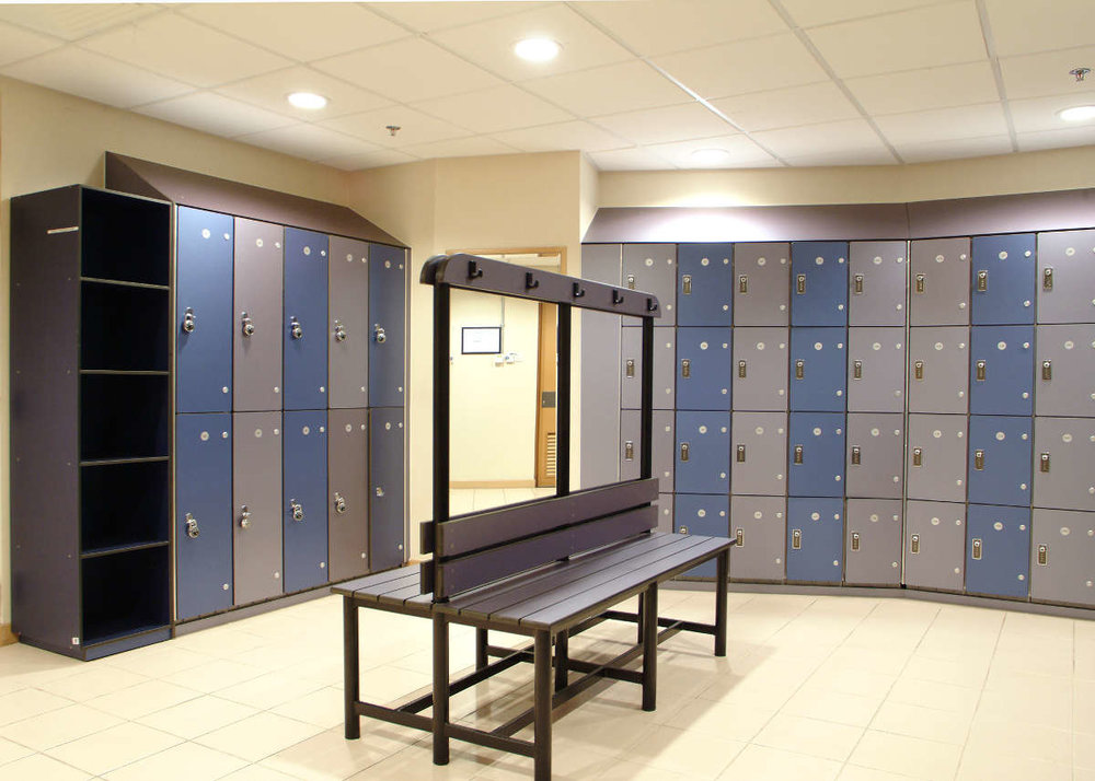 Esplanade - Marathon Collection Lockers & Cubicles