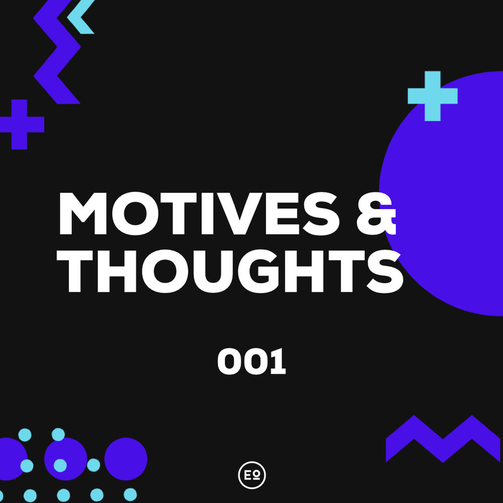 ON THE FIRST EPISODE OF BLACK MILLENNIAL WE TALK ABOUT WHAT MOTIVATES, DRIVES, AND KEEPS US UPLIFTED IN TODAY'S SOCIETY. BASED ON LAURYN HILL'S POEM, MOTIVES & THOUGHTS (2006), WHICH TOUCHES ON SOCIETY AND THE NEGATIVE EFFECT IT CAN HAVE ON THE INDIVIDUAL. WHETHER IT BE MORALITY, THE WAY YOU TREAT OTHERS, OR THE WAY YOU SEE YOURSELF … CHECK YOUR MOTIVES AND THOUGHTS.  INSPIRATION CONTENT: MOTIVES & THOUGHTS BY LAURYN HILL : YOUTU.BE/TGLLRPKCYLO
