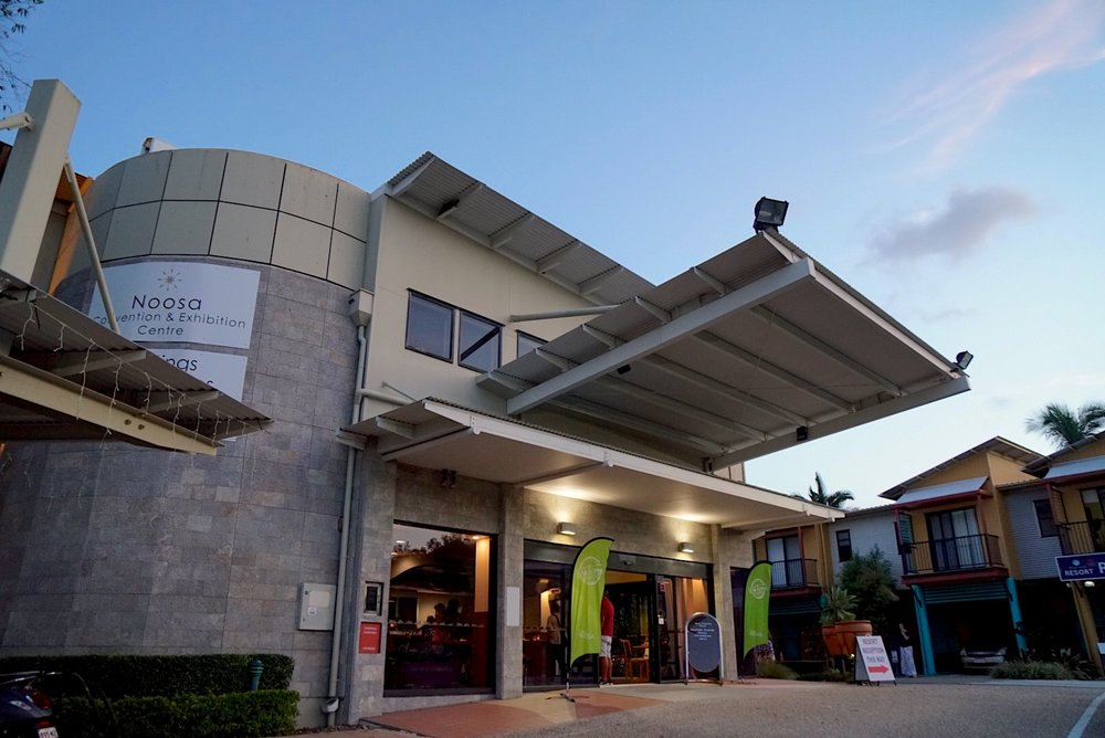 Welcome to the Noosa Convention Centre, one of Queensland's premier function, convention, wedding and exhibition facilities. -