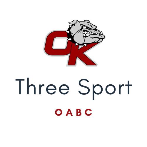 Three Sport Athletes