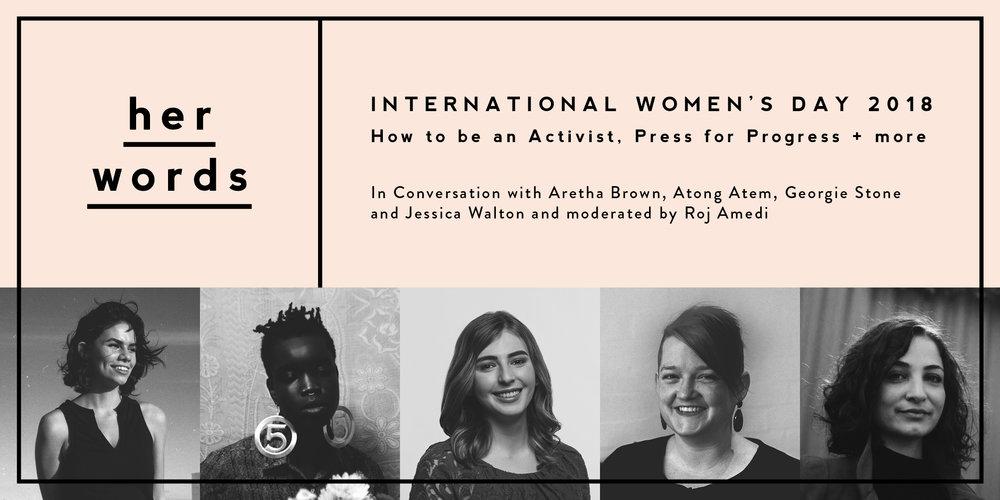 Her Words - International Women's Day - Eventbrite Banner.jpg