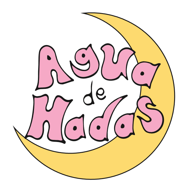 What is 'Agua de Hadas'? - Agua de Hadas is the online multi-media project of Estefania Schubert created with the intention of putting her various creative mediums into one cohesive space. Founded in 2014 under the name 'Neaptyde Jewelry', this project has expanded to include handmade crystal adornments/ accessories, poetry, paintings, collages, zines, and events. It was renamed & rebranded as Agua de Hadas in 2018 to account for its multifarious nature, an umbrella term of sorts for this one-woman run project. Her dream is to fulfill her childhood fantasy of being a bad-ass Renaissance woman, while building meaningful and healing connections with others through the magick of art, technology, and community.