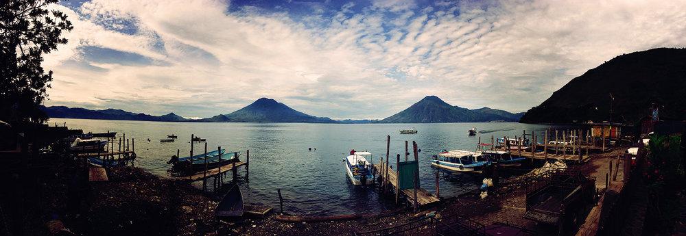 Lago Atitlán, GUATEMALA — 2017