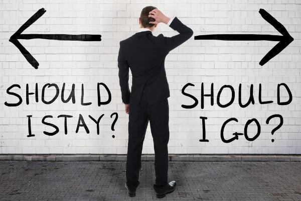 Voglio cambiare lavoro/azienda... Voglio mettermi in proprio...