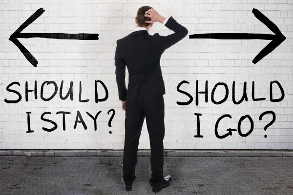 Cambiare lavoro o azienda O mettersi in proprio