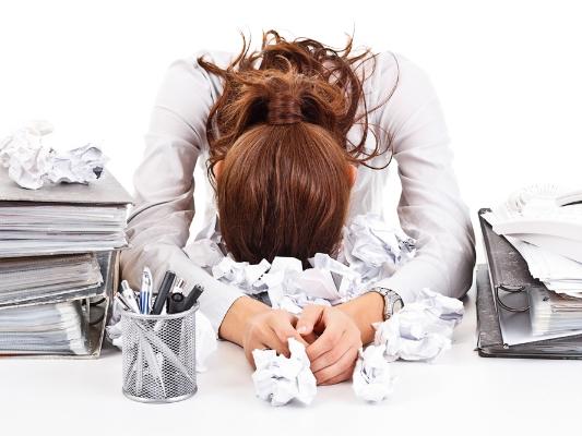Ho troppe priorità! Sono stanca e stressata...