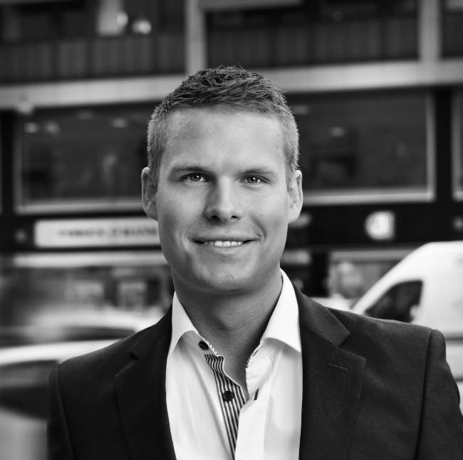 Max BellmanPR Consultant Sthlm/Amsterdam -