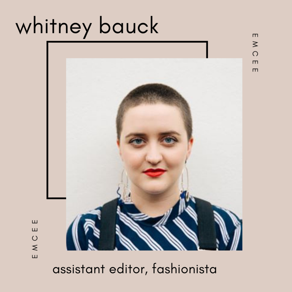 Whitney Bauck - portland sustainable fashion forum