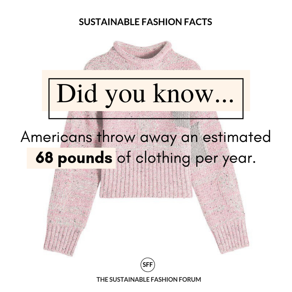 10 mind-blowing facts about fast fashion and the fashion industry