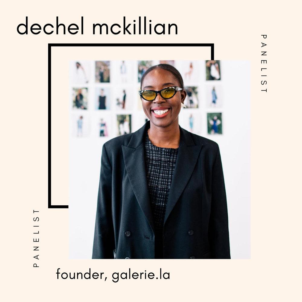 dehel mckillian speaker at the sustainable fashion forum speaker