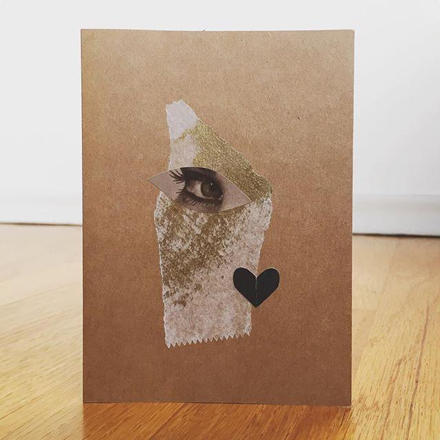 👁 🖤 hi. thx for the looks + the love. . . . . . .  #analogcollage #collageartist #cutandpaste #yyjarts #collagecard  #jealouscurator #kolajmagazine #creativelife #collagear #cvazine #jessadupuisart #femaleartist #originalart #handcutcollage #collageclub #c_expo #collageguild #opusartsupplies #greetingcard #victoriaartscouncil #eyeseeyou #edinburghcollagecollective
