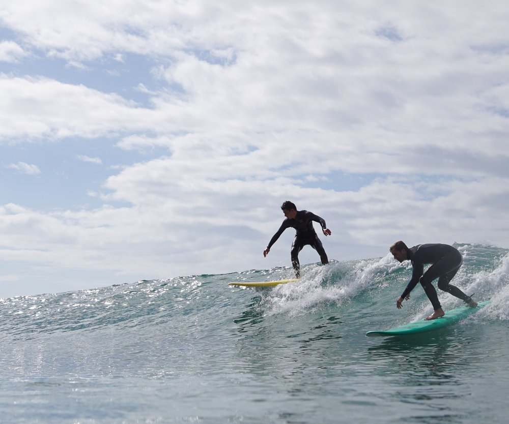 Get in touch - Email: surfcbs@gmail.comFacebook: CBS Surf