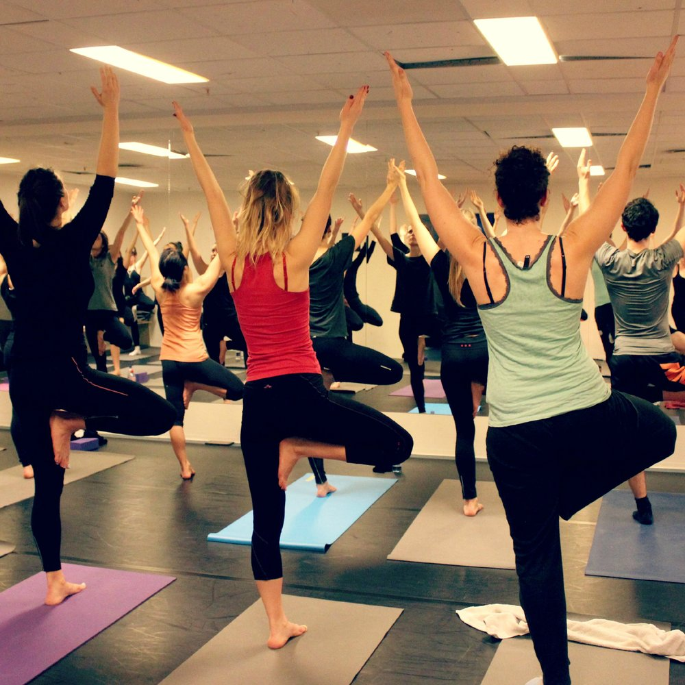 Get in touch - Facebook: CBS YogaInstagram