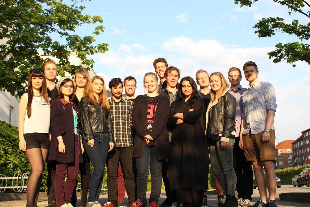 Get in touch - Email:ibastudents@gmail.comFacebook: IBA StudentsPresident: Sofia Pouramiri Pedersen