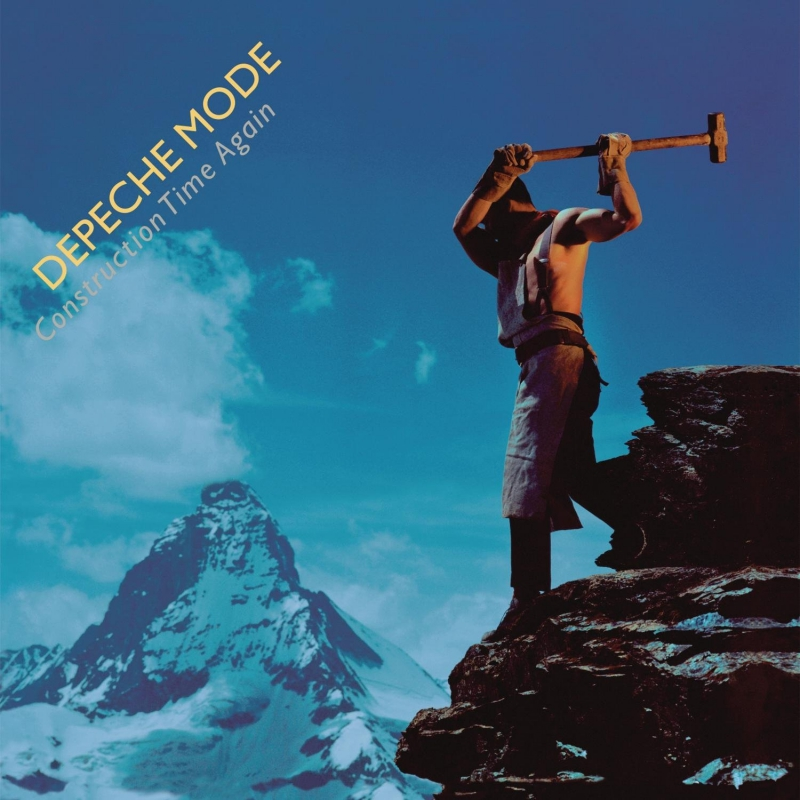 Construction time Again - Here we have Depeche Mode tapping into their true potential. Dave's voice is almost there, Wilder is tinkering a bit, and Martin's songwriting is getting better.