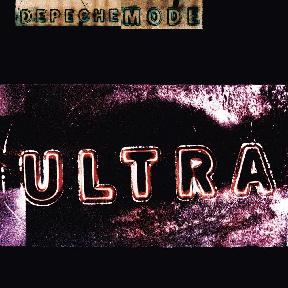 Ultra - Ultra was an album I never thought I'd get. With Dave experiencing near death overdoses and Alan leaving the band, Depeche Mode was over, right? Not only did they return stronger than ever, they did so without Wilder. It's a stripped down, leaner, and meaner Mode, and I absolutely adore this record.