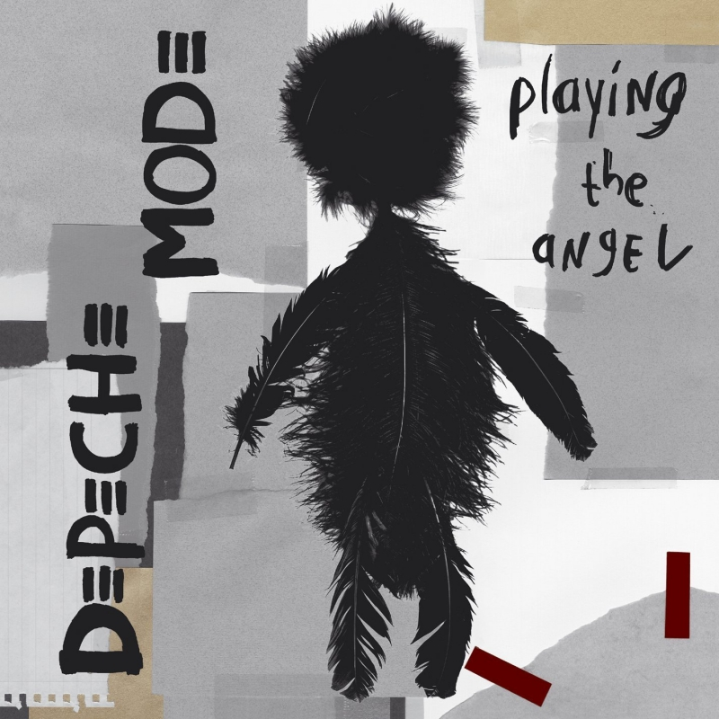 Playing the Angel - The pinnacle of the modern era Depeche Mode, Playing the Angel is riveting from start to finish. It's a darkly majestic record that introduced us to Gahan as a songwriting force (a trend that has continued to this day). Everytime I listen to this record I have more and more respect for it.
