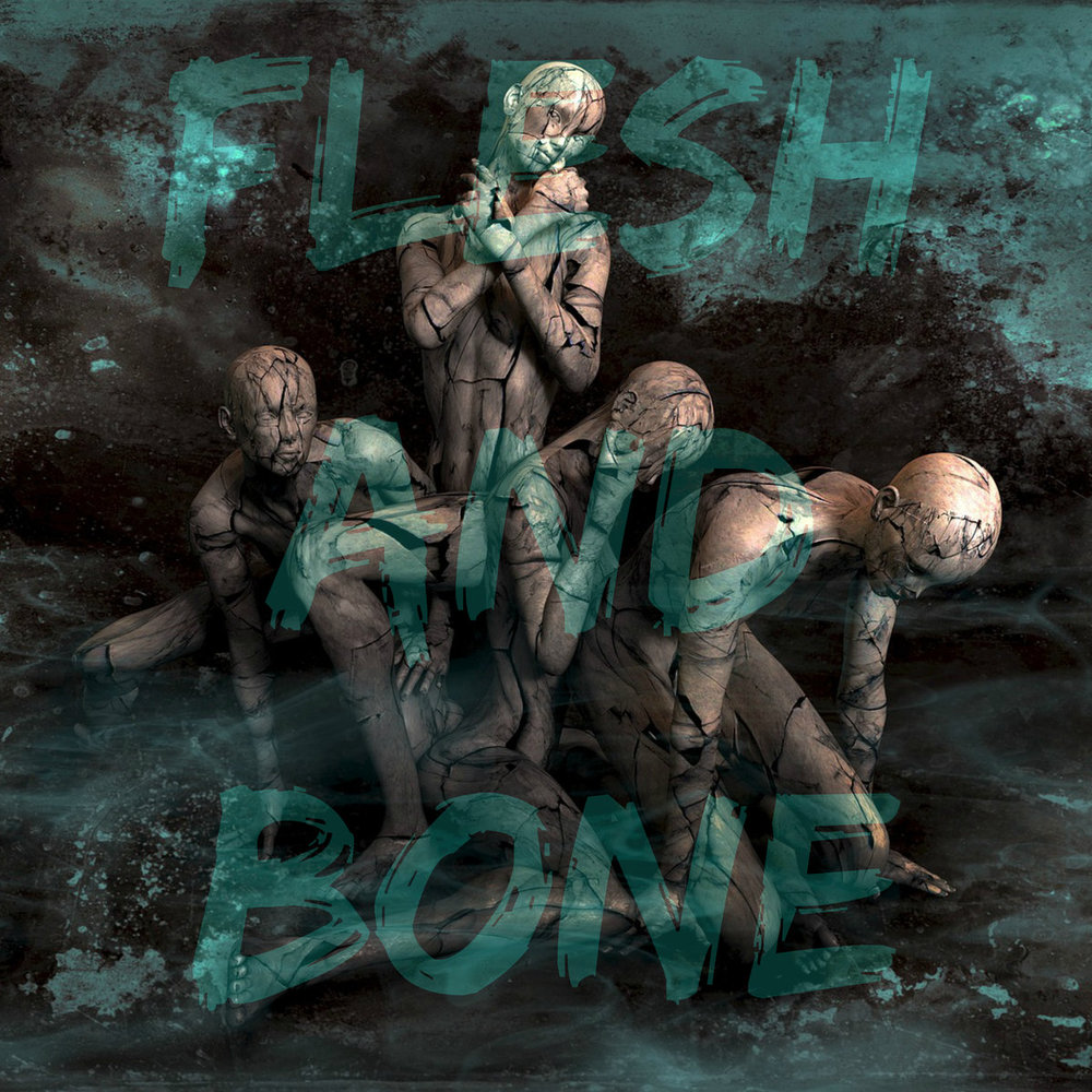 Flesh and Bone - The new remix from Decade Defector is available at Bandcamp right now!