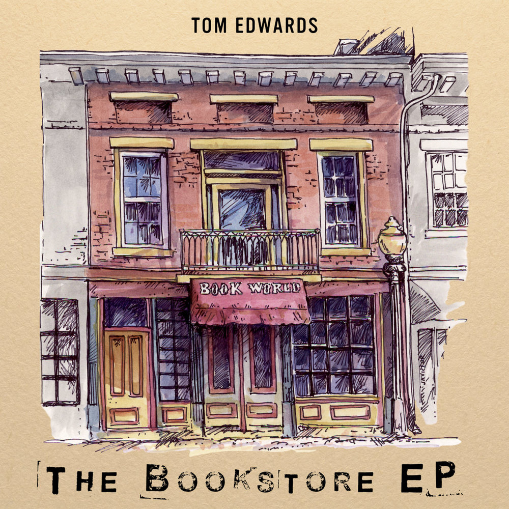The Bookstore EP - Check out the source material here!