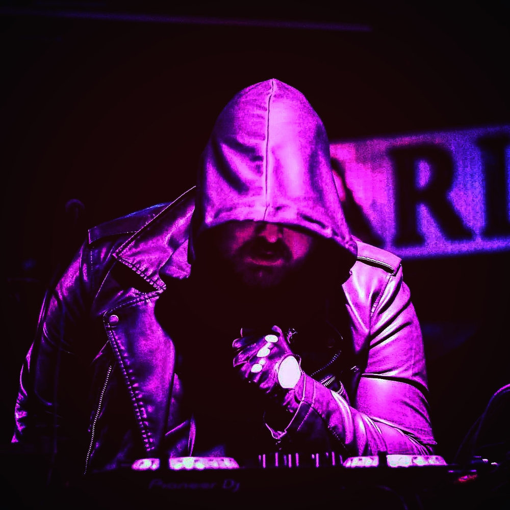 Gregorio Franco - Atlanta based dark synthwave artist that proves keyboards can bring the heavy to a live show