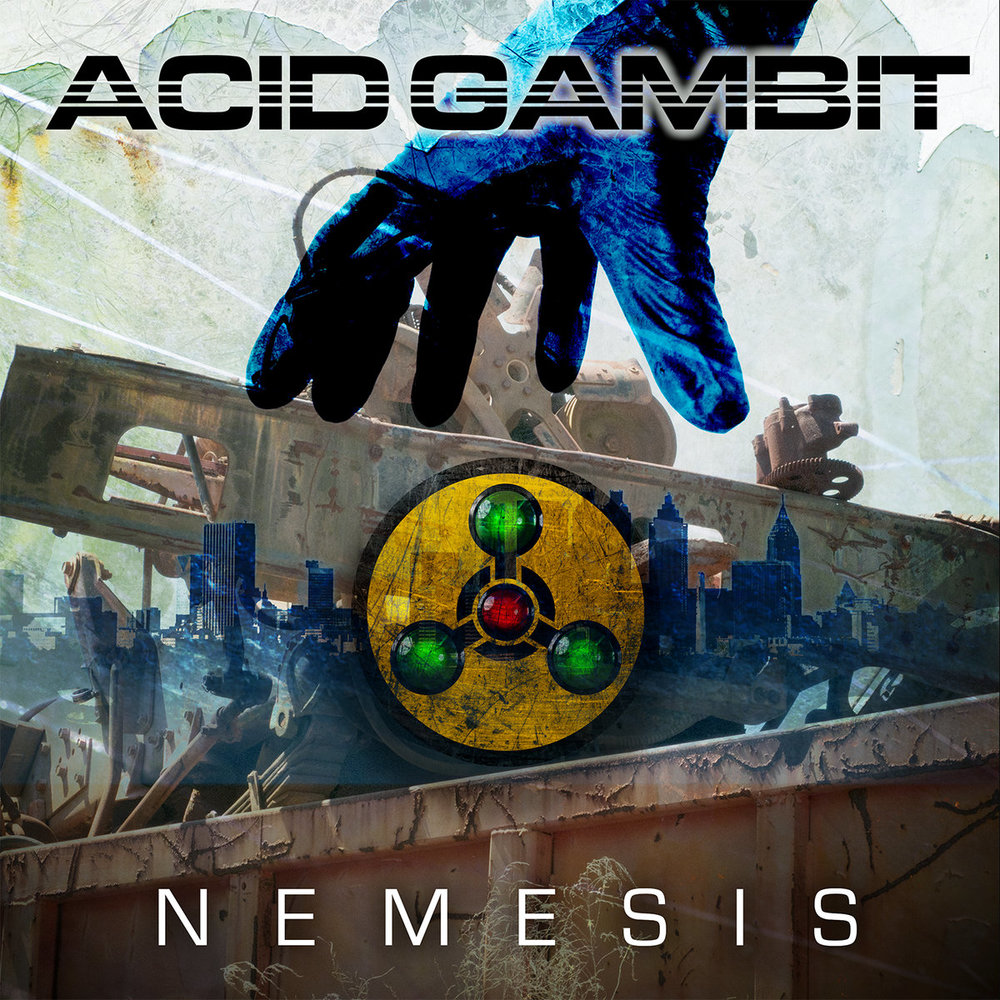 Acid Gambit - An Atlanta based artist who fuses old school EBM with horror infused industrial beats.