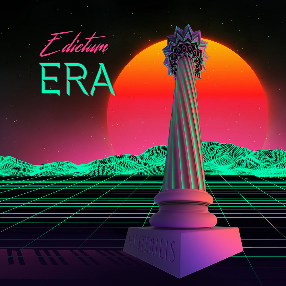 Available Now - Immerse yourself in top shelf synthwave from the land down under!