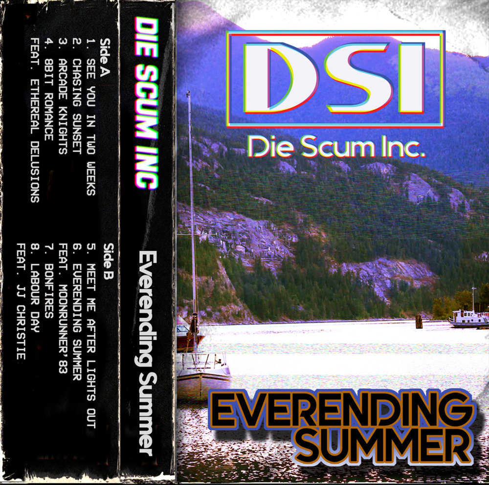 Available Now! - Coming Soon on Cassette!!!