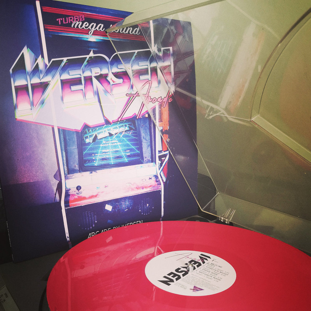 Available Now! - Don't miss out on your chance to snag IVERSEN vinyl while you have the chance again!!!