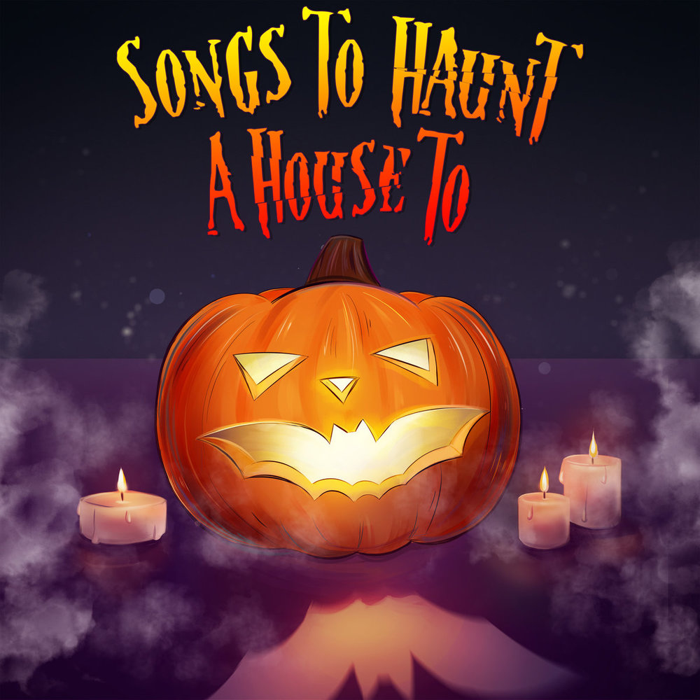 Available Now! - As far as I'm concerned, this is the official soundtrack for the month of October