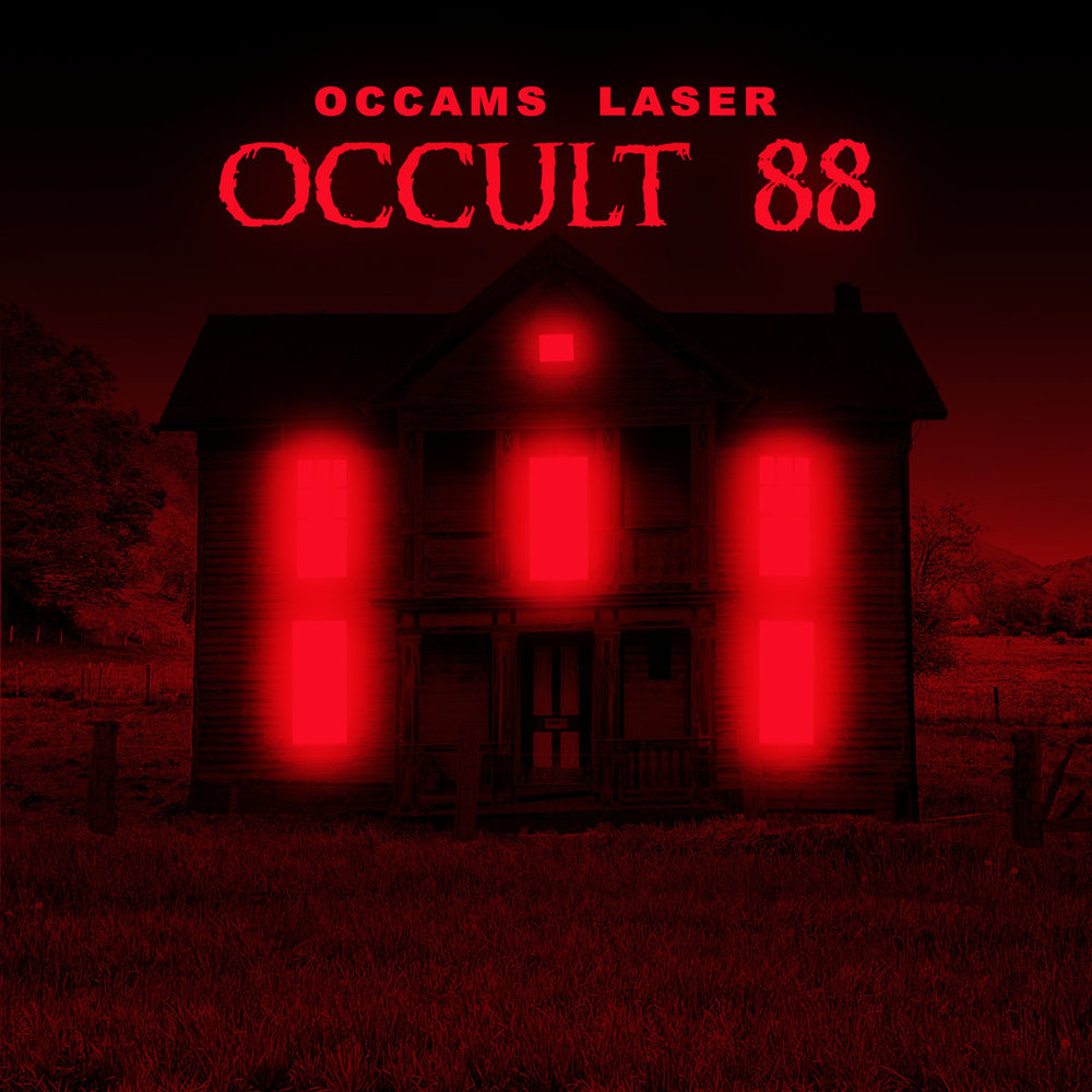 Available Now! - This isn't a Halloween release. Occams Laser exists in the darkness 365 days a year. In short, he's a darksynth expert!