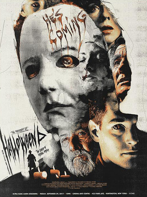 """Halloween: The Curse of Michael Myers - You're either a fan of the Druid-esque Thorn storyline or you're not. Where you sit on that plot point probably affects where this film sits in your own personal countdown. I found it to be interesting, and I thought this movie """"felt"""" like the best Halloween in years. Unfortunately it was filled with characters I couldn't care less about."""