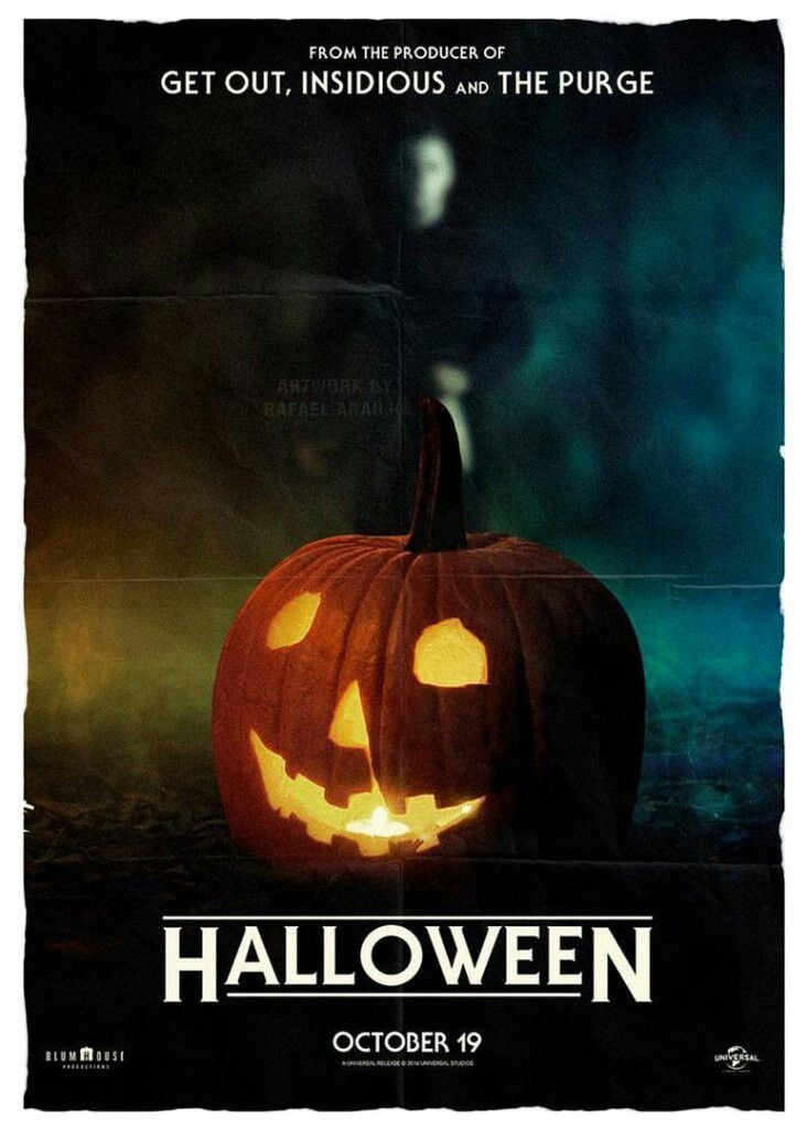 Halloween / 2018 - I don't think anyone was prepared for how sleek and how mean the latest iteration of The Shape was going to be. This film had heart, albeit a dark one, it was surprisingly funny, and it was a love letter to the original film without being hokey or a ripoff. Sure, storyline-wise it negated every other film on this list, but it did so with gusto!