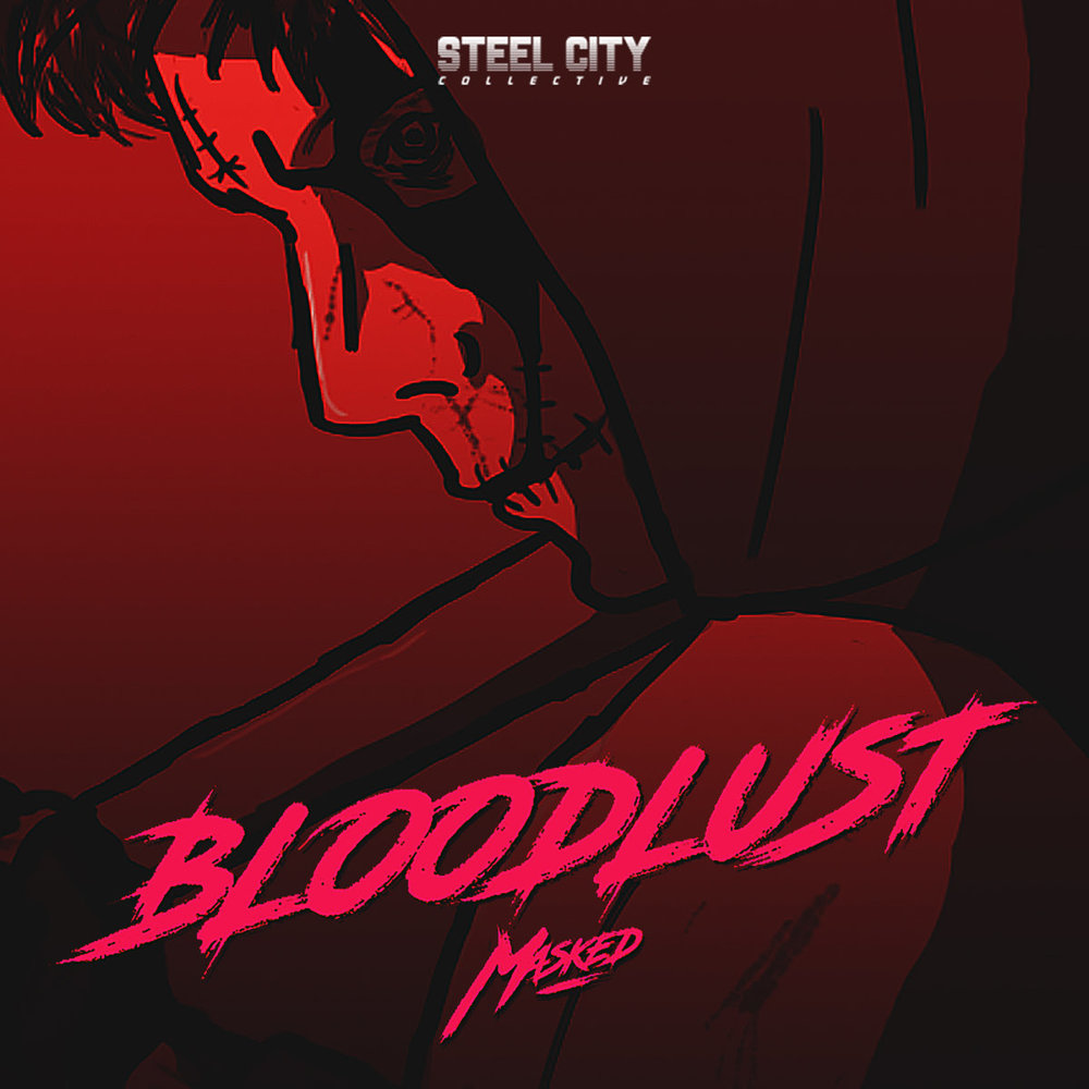 Masked / Bloodlust - Top shelf dark synth out of Buenos Aires that certainly bears comparisons to the heavyweights of the genre. This album hits fast and it hits HARD. Be sure to check out his back catalogue while you're at it!