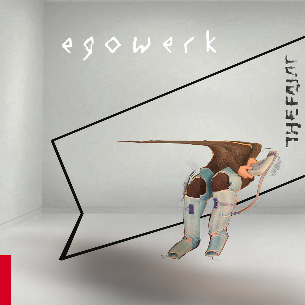 Available Now! - You can snag Egowerk on digital, compact disc, or vinyl on Saddle Creek Records