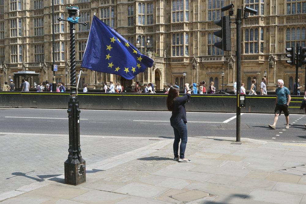 Turning our backs on Europe