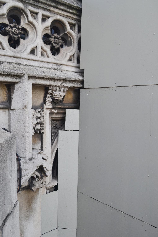 Gothic / Scaffolding