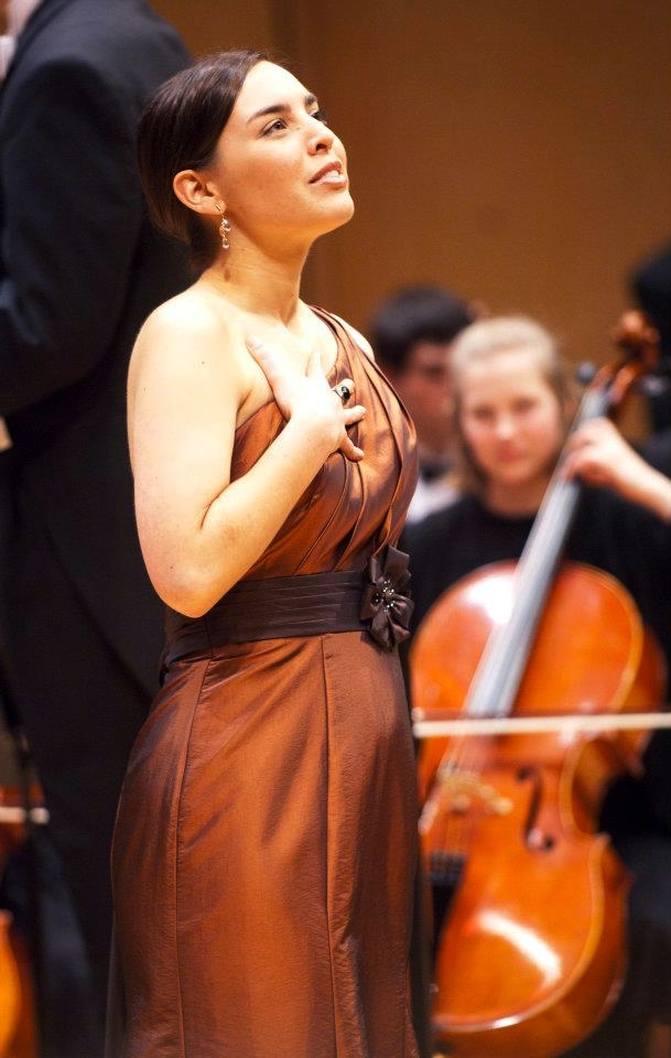 Concerto/Aria Competition Finalist