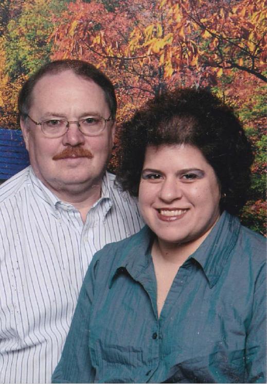 Jeff and Angela, 2008