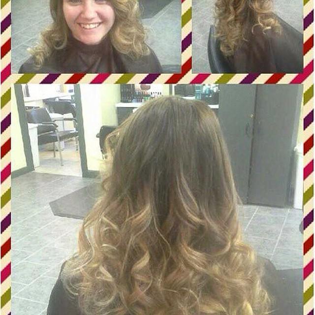 #hair #ombré