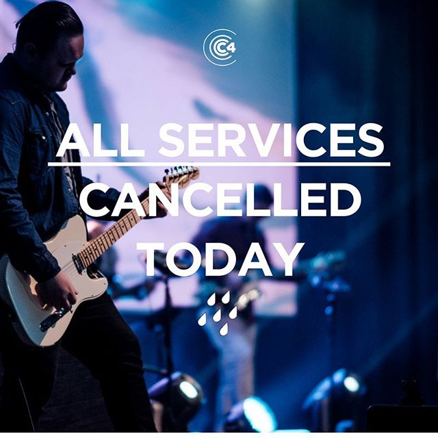 Due to the weather there are no services today.  Stay home. Stay safe.