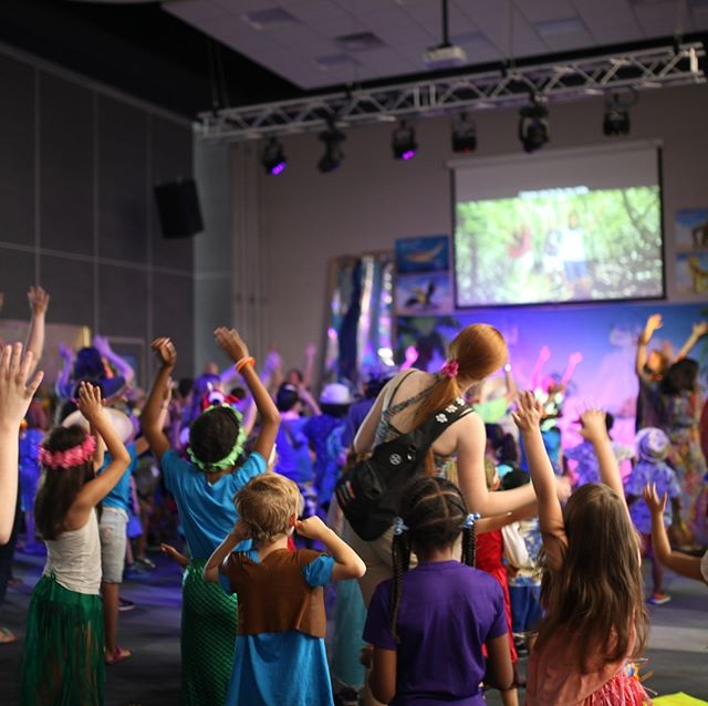 Today, camp was was extra special because we got to dress up in our shipwrecked costumes plus we learnt that when we do wrong, Jesus rescues! One more day to go!