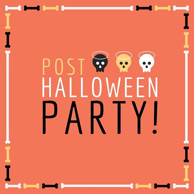 Our Costume Party is THIS Thursday in Ajax!  In Port Perry we've got Bigger/Better going down!! You don't want to miss out!  See you this week!!⠀ ⠀ #BiggerBetter #HalloweenParty #c4youth