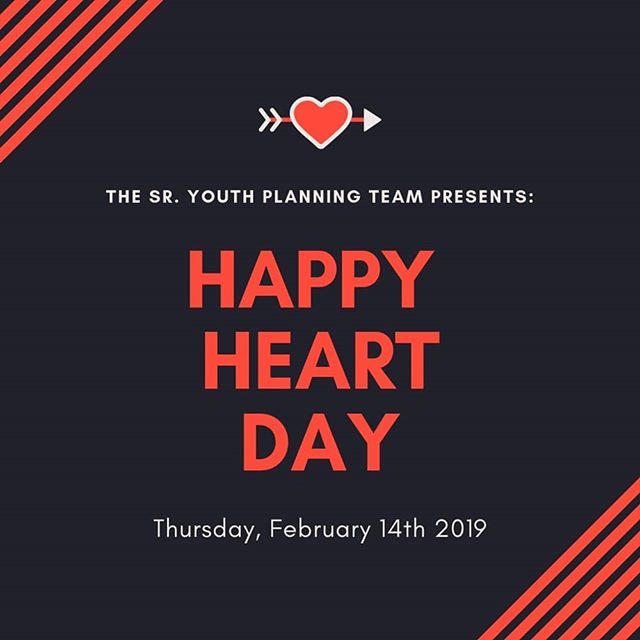 We are pumped for our V-Day party this Thursday!! DJ Ginger Beats of Strive retreat Fame is joining in the fun. We've got minute to win it games and tons of heart day goodies.  Bring your boo or fly solo. But either way - join us!  #c4youth #c4sryouth
