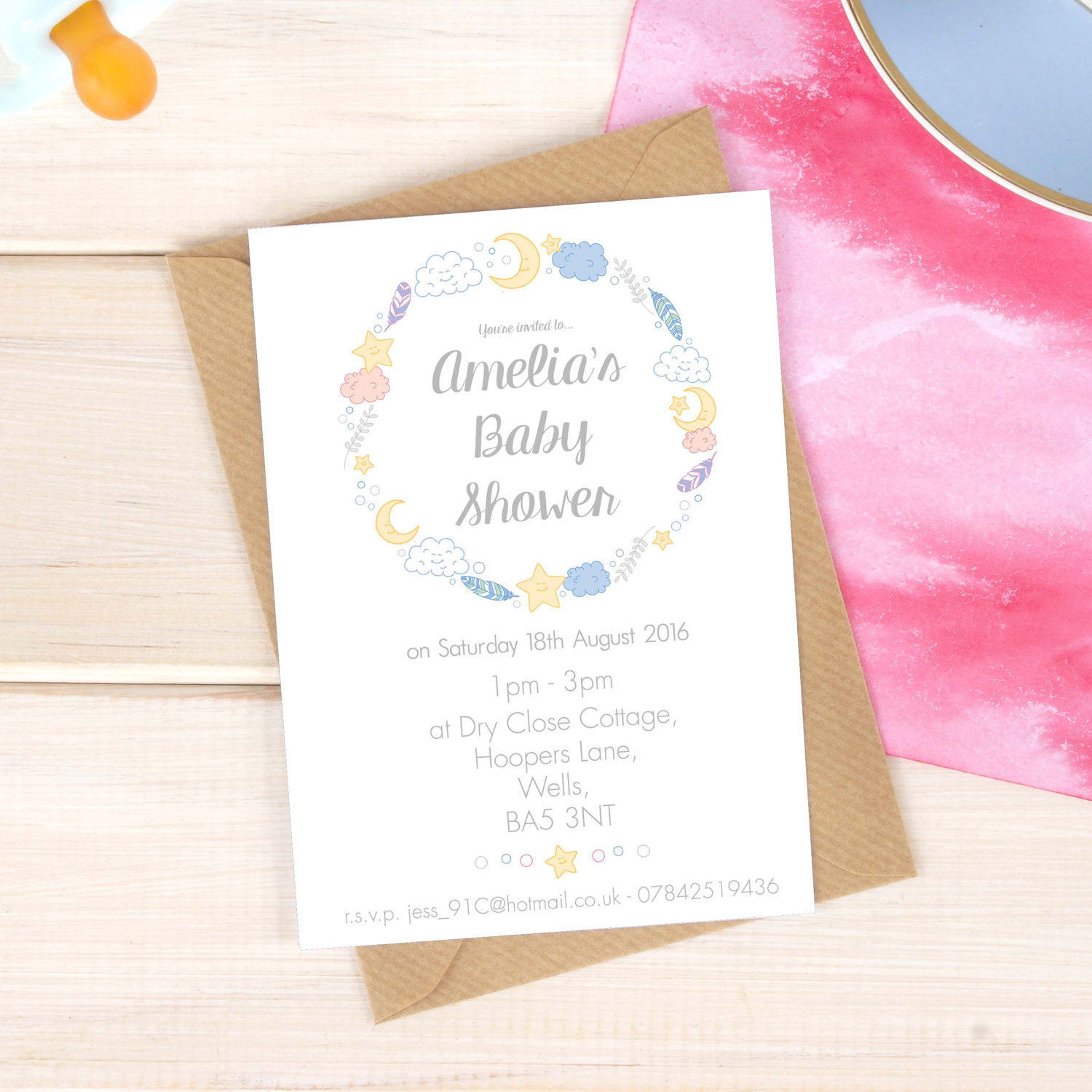 Personalised baby shower invitation pack a6 baby shower invites personalised baby shower invitation pack a6 baby shower invites new baby party invites pregnancy announcement invitations baby boy filmwisefo