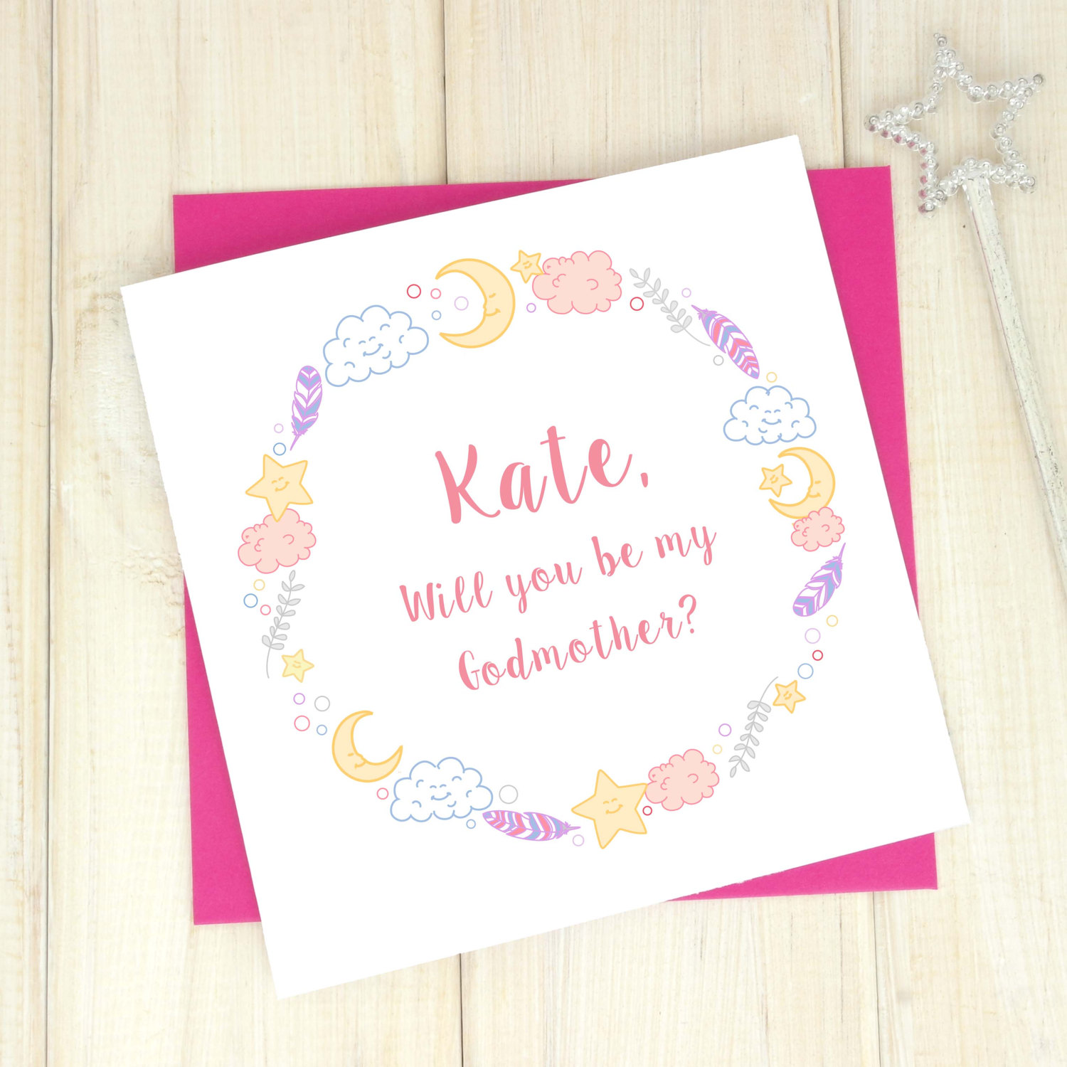Will you be my godparent card personalised godparent christening will you be my godparent card personalised godparent christening card godparent baptism card godfather card godmother card m4hsunfo