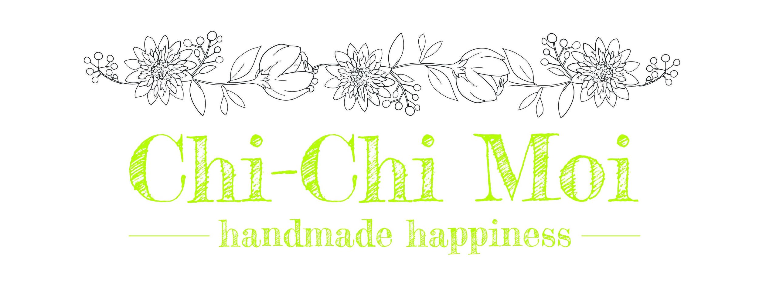 Chi Chi Moi Floral Header
