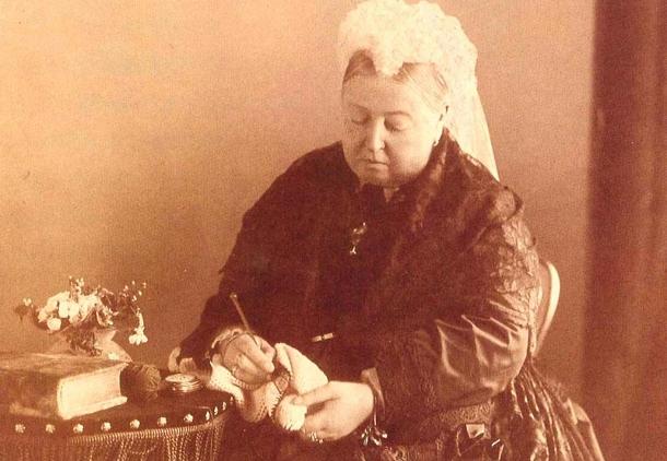Queen Victoria Crochet