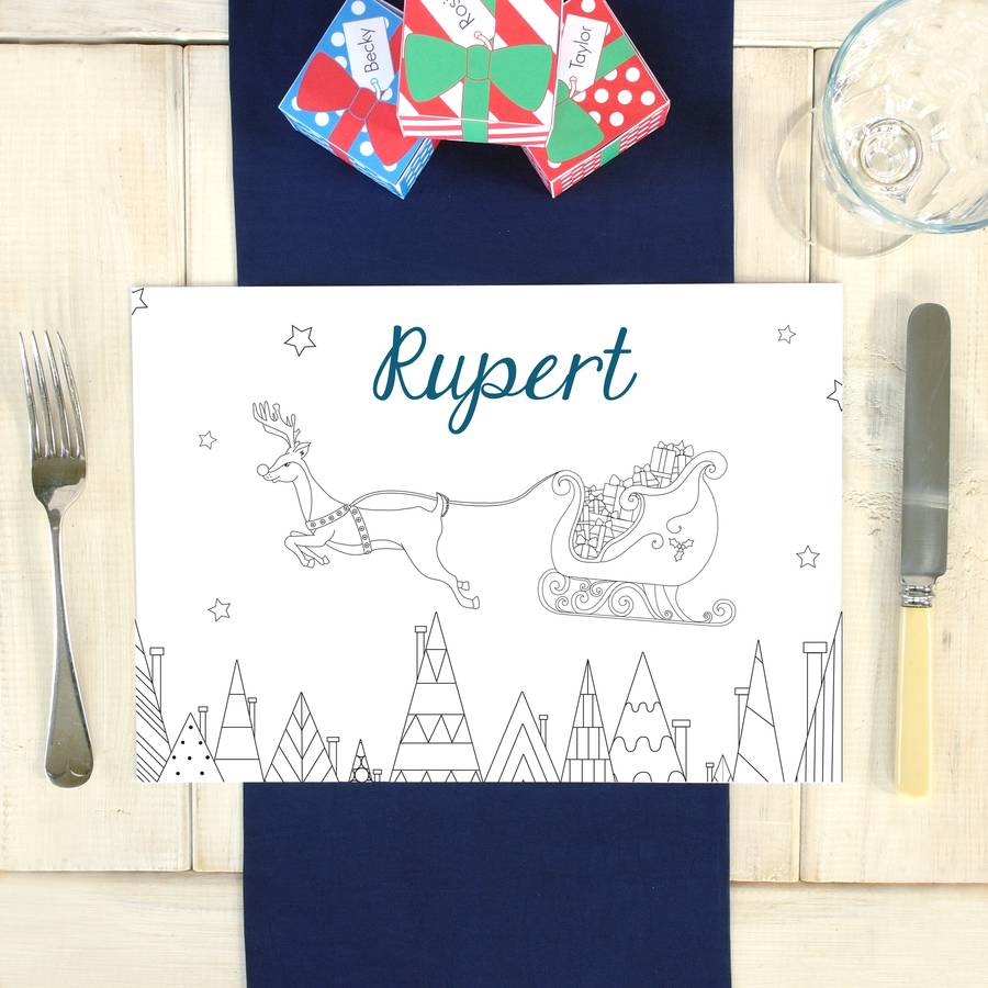 original_personalised-reindeer-colouring-in-placemat