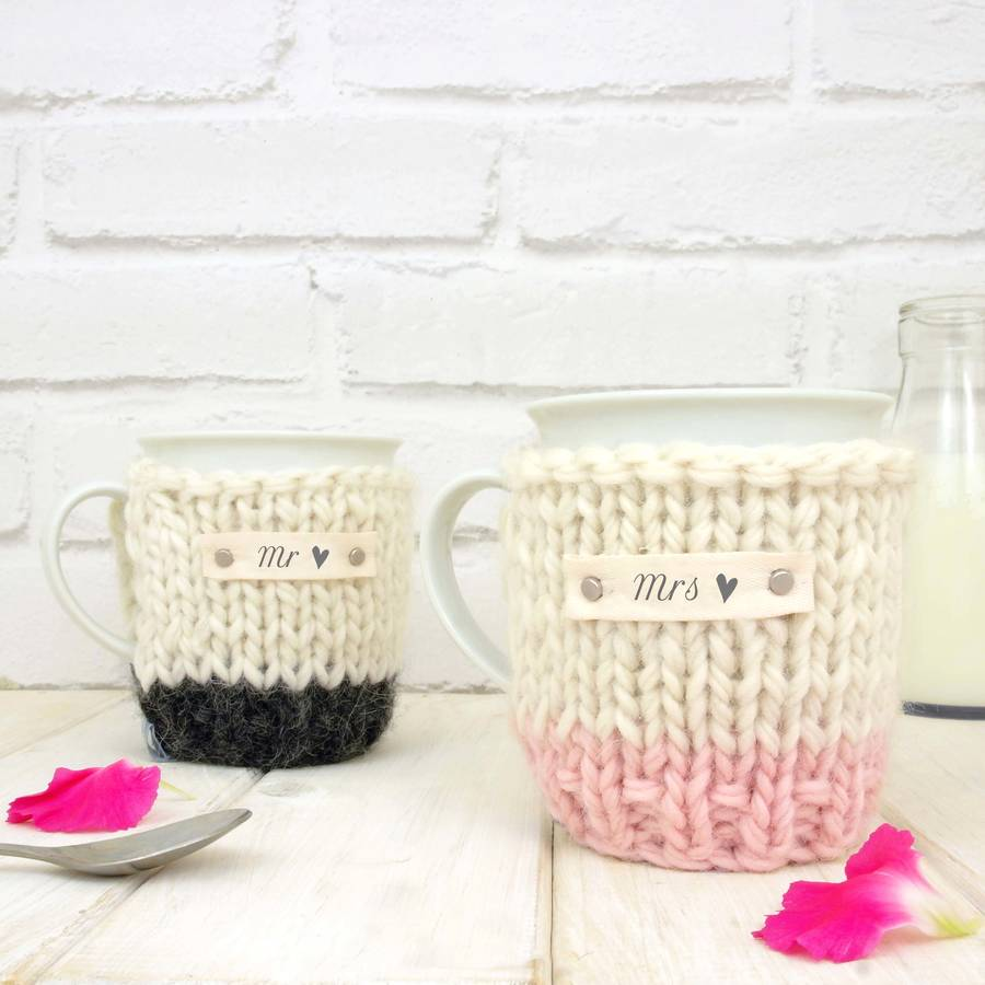 original_mr-and-mrs-personalised-knitted-mug-cosy-gift-set