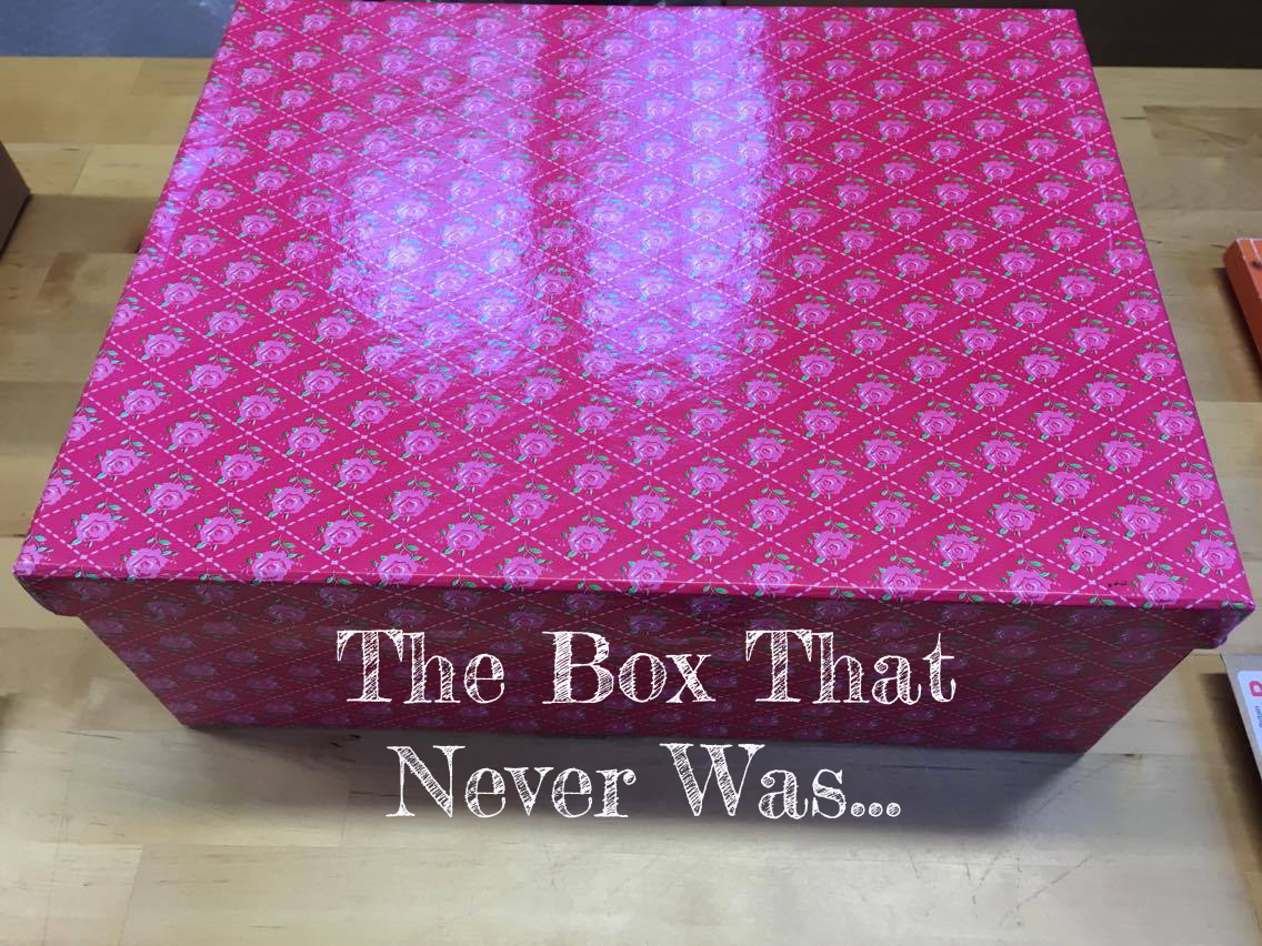 box that never was copy